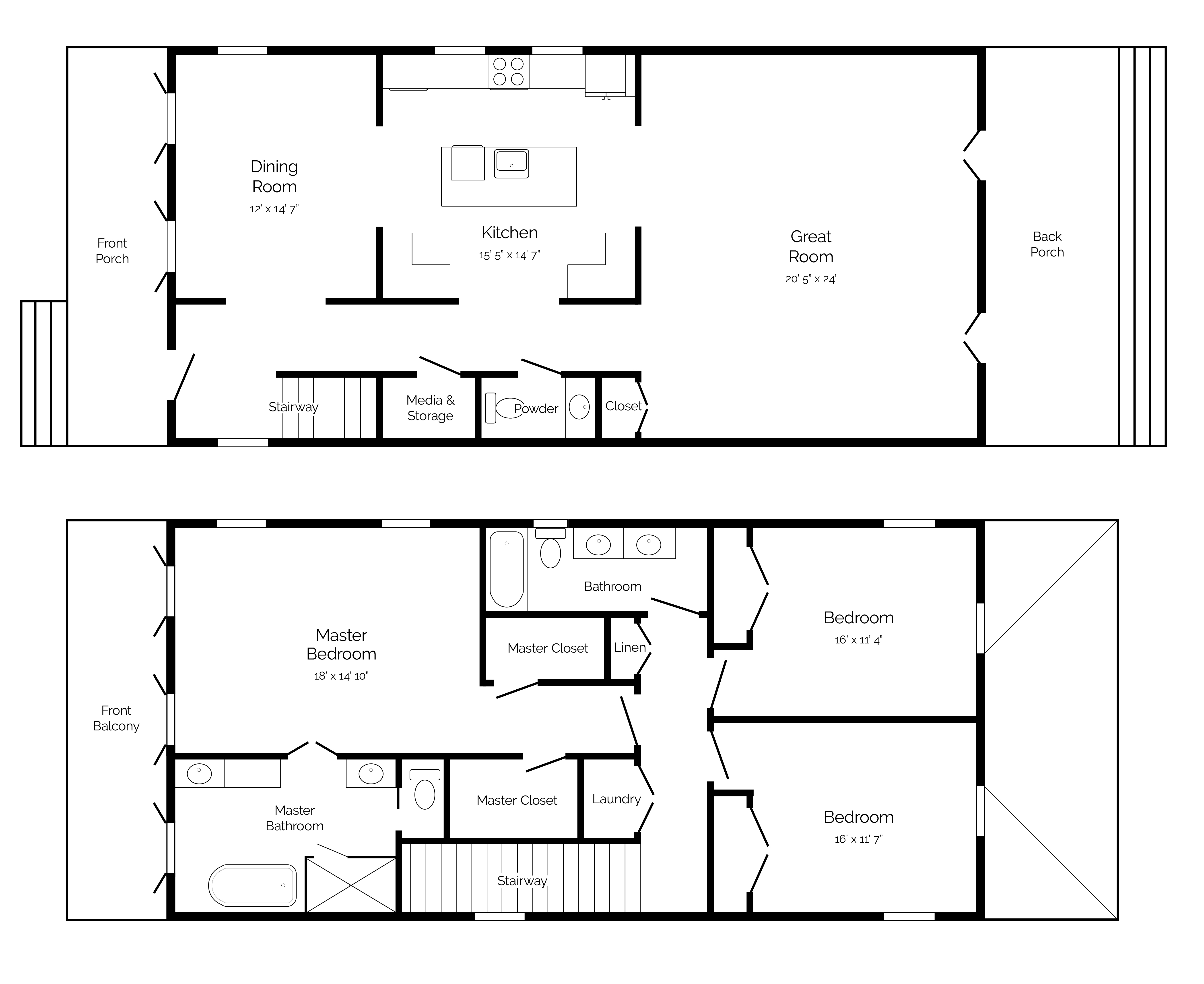 Elegant house plans with carport in back pictures for House plans with carport in back