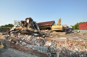 Turnbull Bakery Demolition