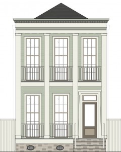 Front Elevation Website